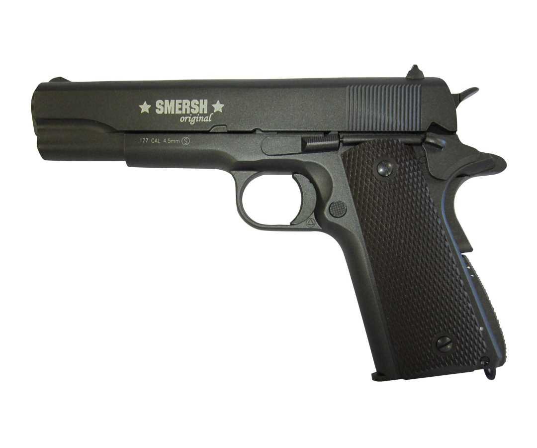 Пневматический пистолет Smersh H64 (Colt)