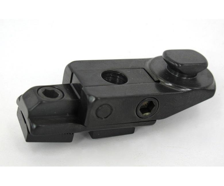 Бык передний под шину Convex Schmidt&Bender, высота 12 мм