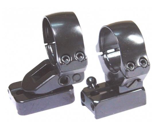 Sauer 202 поворотный кронштейн, д. 30 мм, выс. 17 мм