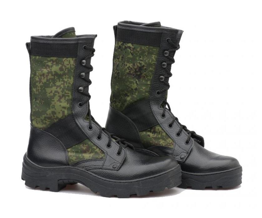 Ботинки с высокими берцами ЭСО «Полевые» А107/1