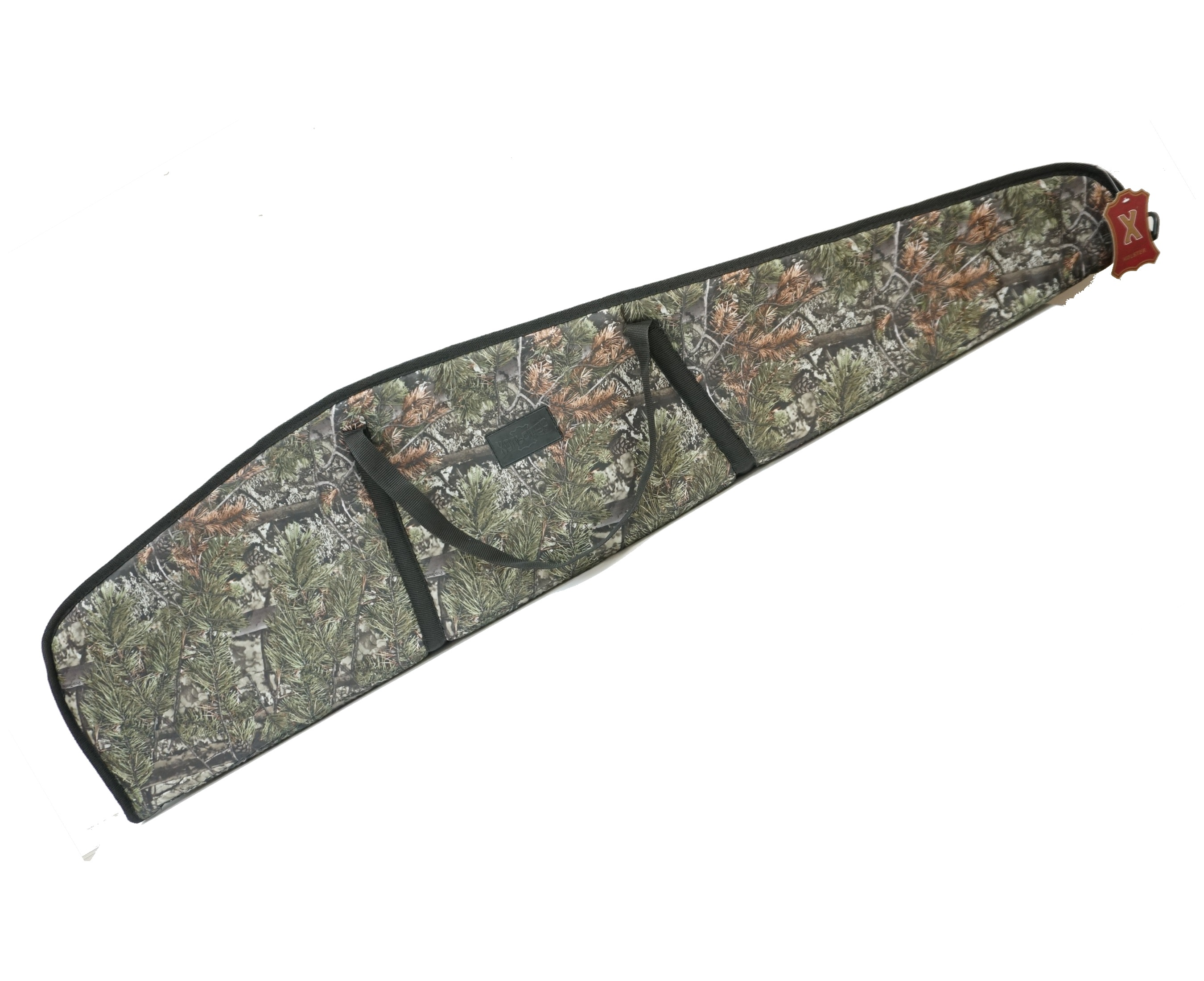 Чехол-кейс 125 см, с оптикой (синтетическая ткань)