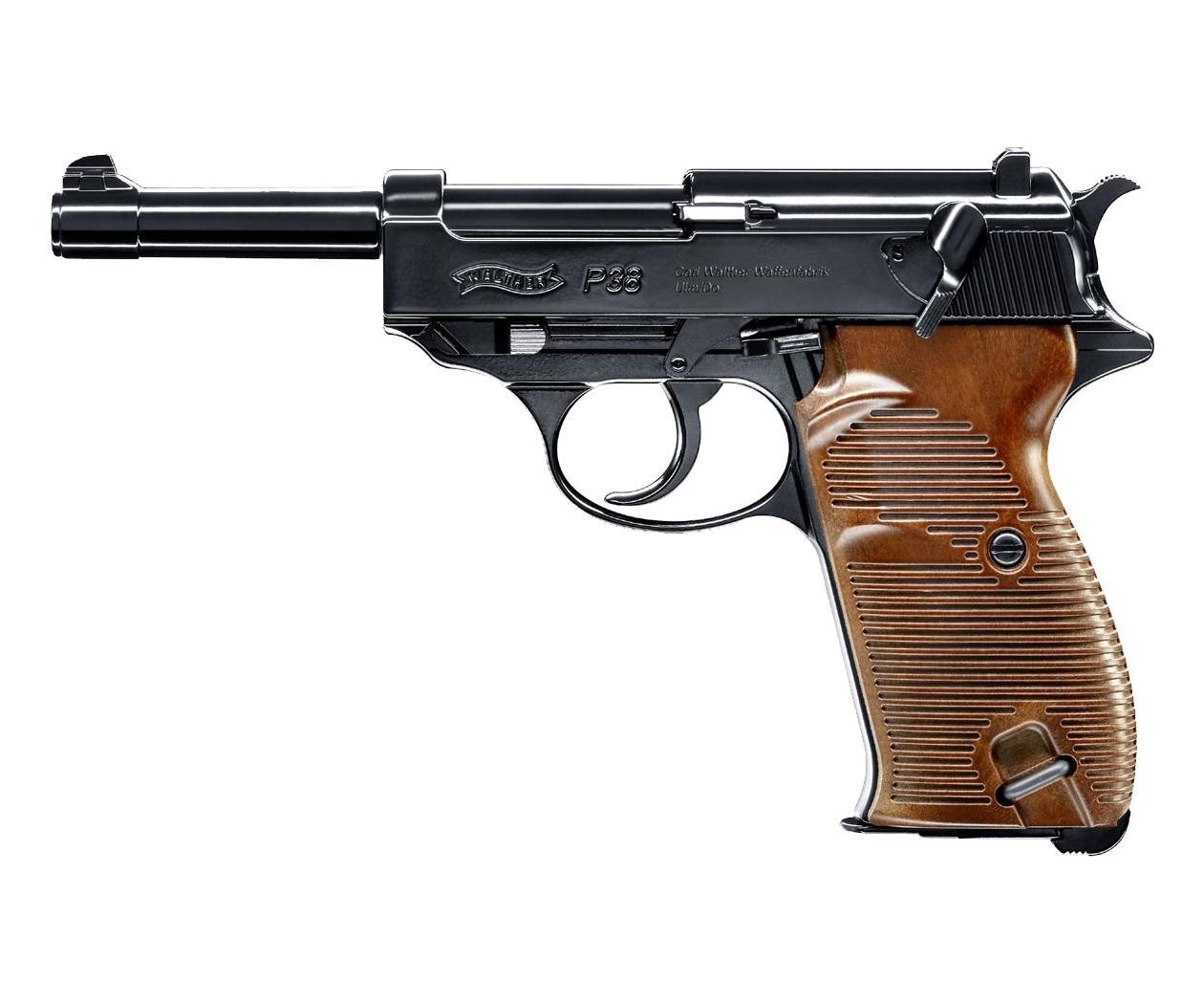 Пистолеты вальтер картинки