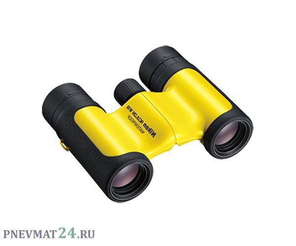 Бинокль Nikon Aculon W10 8x21 (желтый)