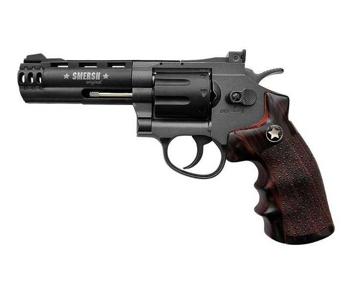 Пневматический револьвер Smersh H13 (4