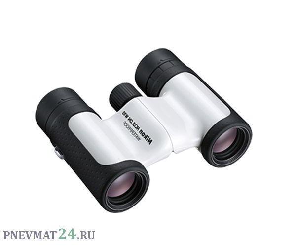 Бинокль Nikon Aculon W10 10x21 (белый)