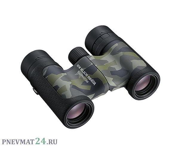 Бинокль Nikon Aculon W10 10x21 (камуфляжный)