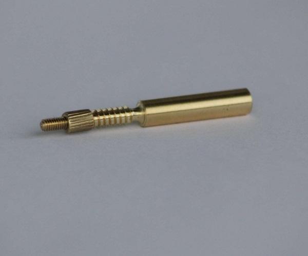 Адаптер-иголка A2S GUN № 2 (латунь, резьба