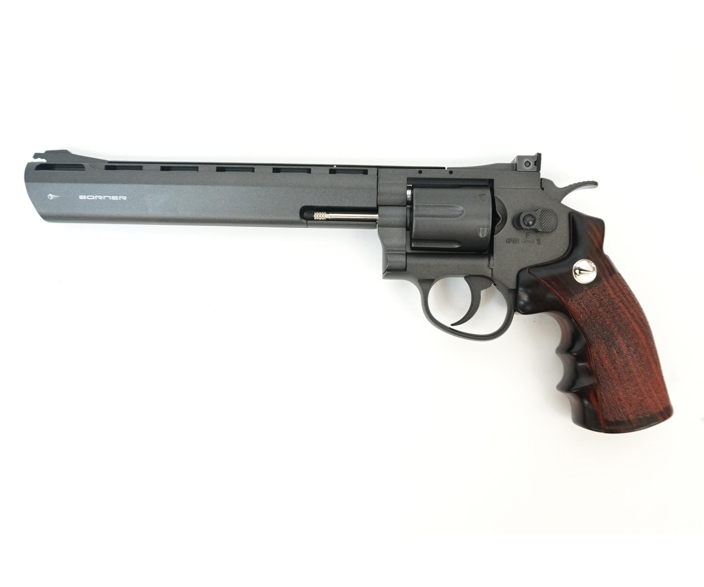 """Пневматический револьвер Borner Super Sport 703 (8"""")"""