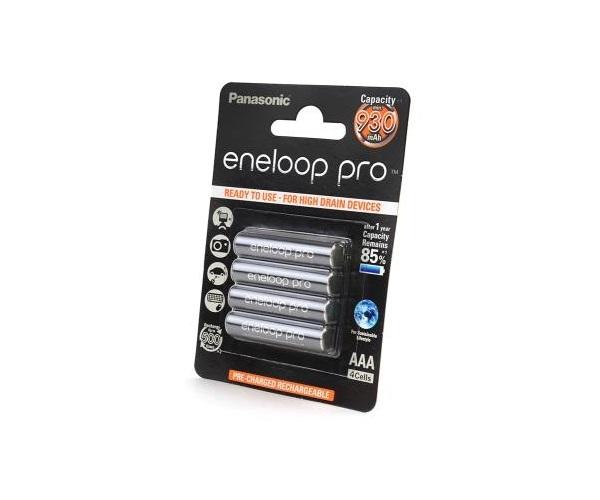 Аккумулятор Panasonic eneloop pro BK-3HCDE/2BE 2500 mAh (AA) BL2