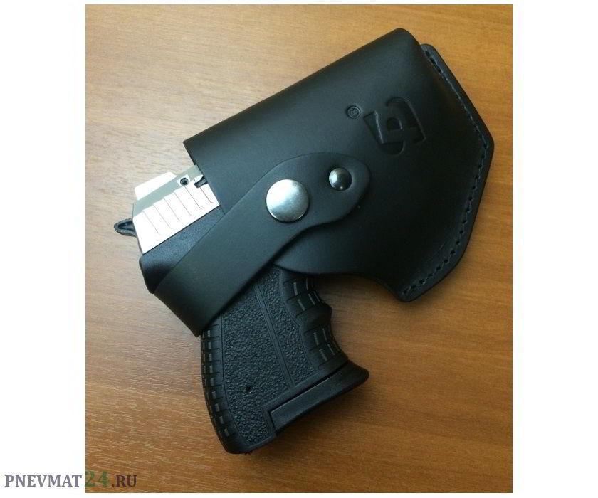 Кобура поясная для Stalker 906, черная