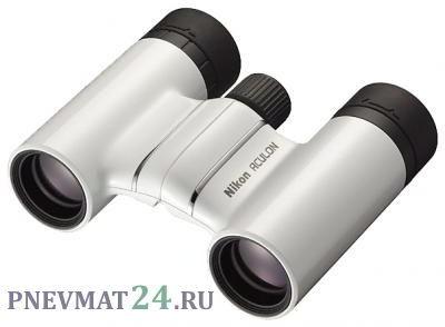Бинокль Nikon Aculon T01 8x21 (белый)