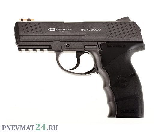 Пневматический пистолет Gletcher GL W3000