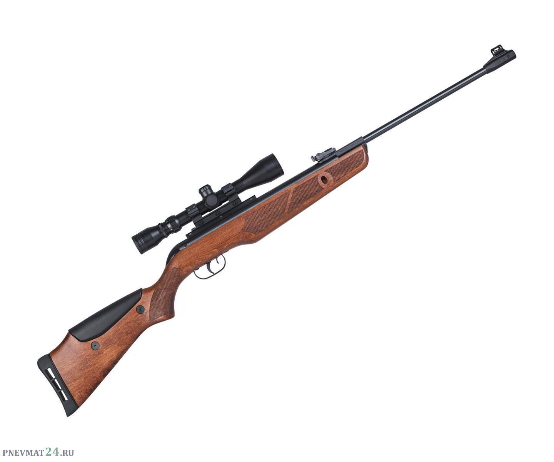 Пневматическая винтовка Gamo Hunter DX Combo (дерево, прицел 3-9x40)