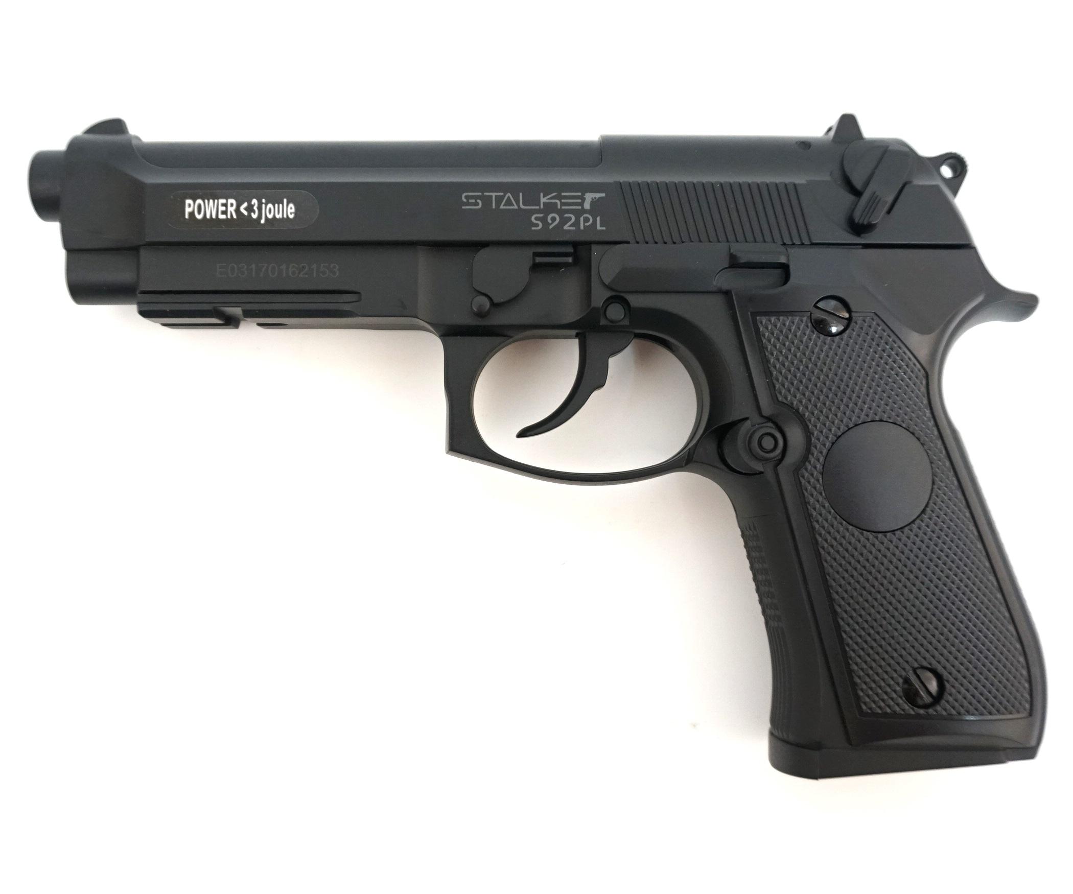 Пневматический пистолет Stalker S92PL (Beretta)