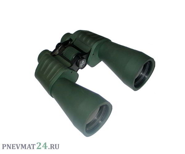 Бинокль Navigator 24x60 profi (Porro, зеленый)