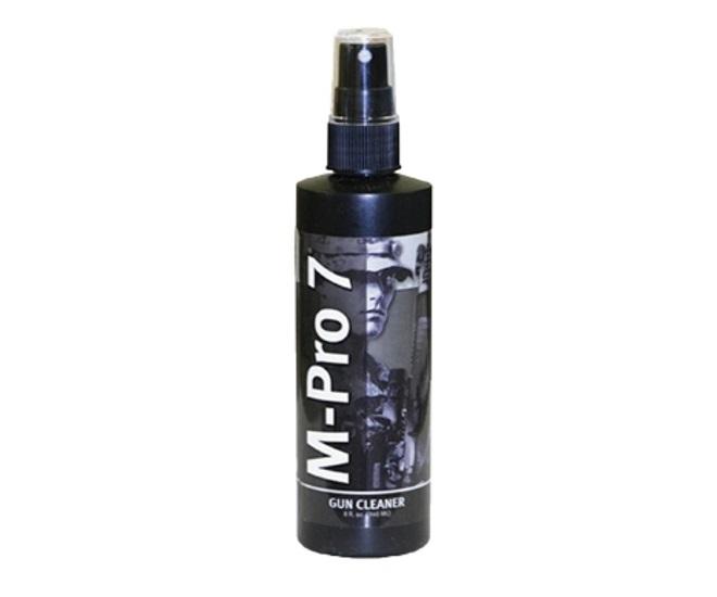 Гель растворитель M-Pro 7 «Gun Cleaner» для удаления освинцовки, порохового нагара и омеднения 120 мл