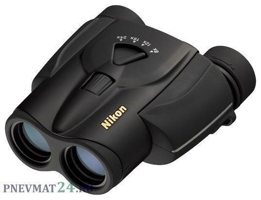 Бинокль Nikon Aculon T11 8-24x25 (черный)