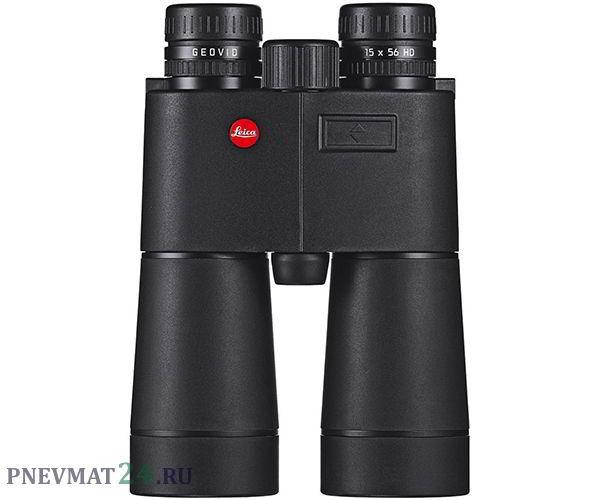 Бинокль-дальномер Leica Geovid 15x56 HD-R, M