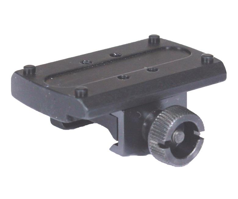 Picatinny планка - адаптер для коллиматорного прицела Docter-Sight