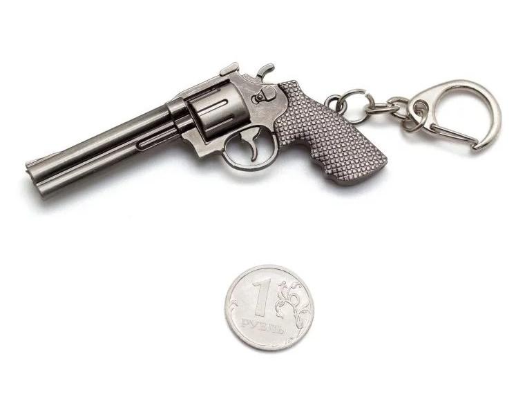 Брелок Microgun XS револьвер Colt King Cobra