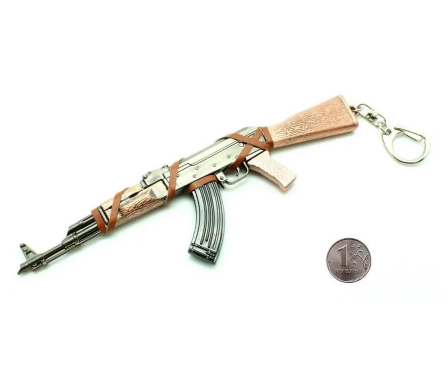 Брелок Microgun M автомат АК-47
