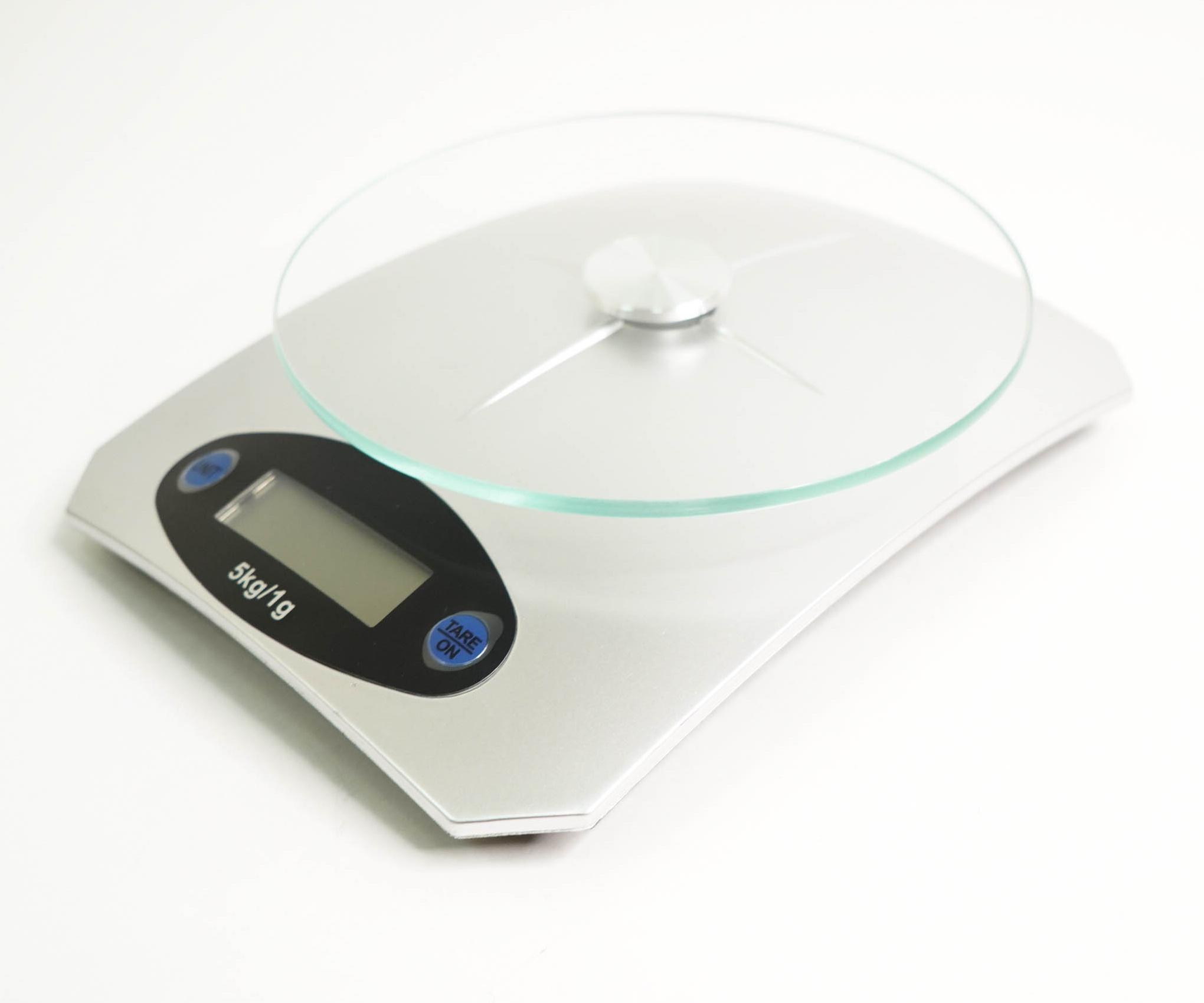 Весы электронные универсальные до 5 кг ± 1 г (BH-WP505)