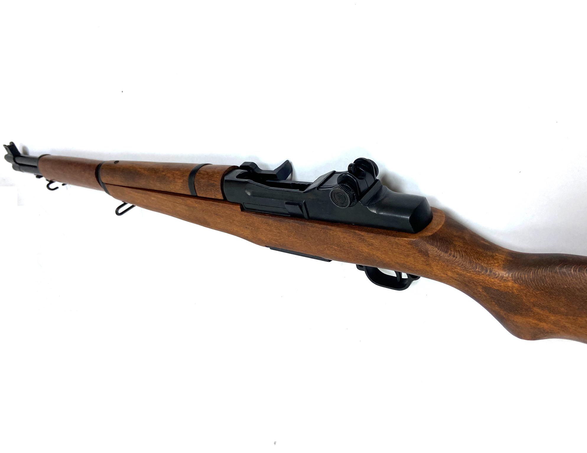  Уценка  Макет винтовка самозарядная Гаранд M-1, DE-1105 (D7/1105-уц-93)
