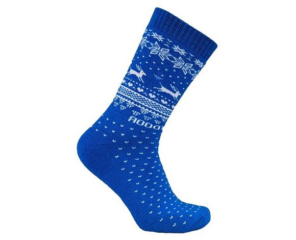 Термоноски зимние NordKapp 517 S (синий)