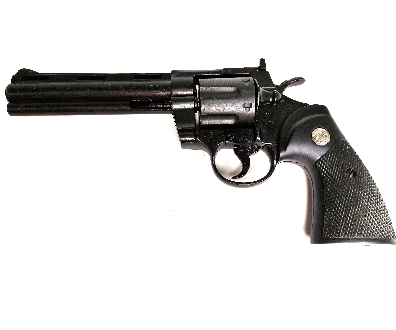  Уценка  Макет револьвер Colt Python 6