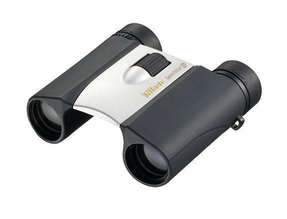 Бинокль Nikon Sportstar EX 10x25 (серебристый)