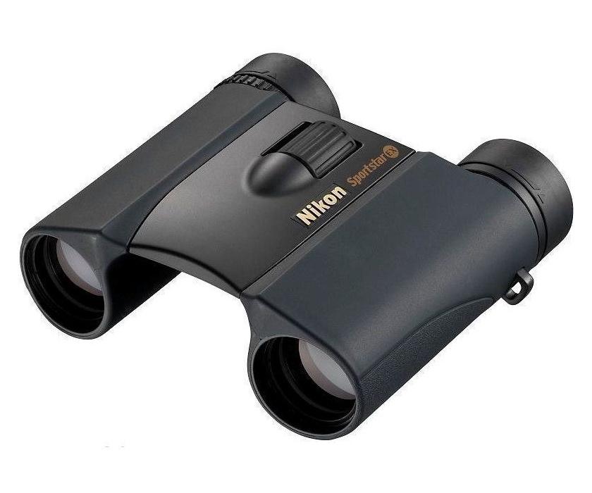 Бинокль Nikon Sportstar EX 8x25 (черный)