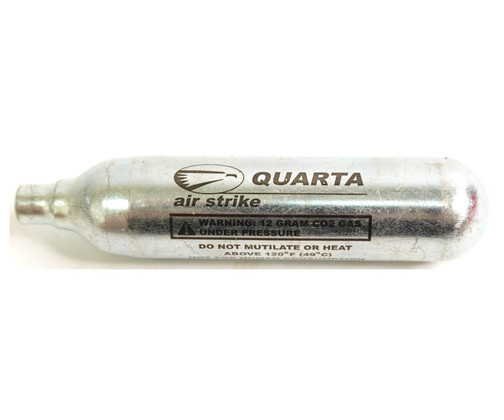 Баллончик CO₂ Borner / Quarta, 12 грамм