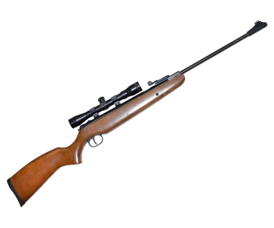 Пневматическая винтовка Umarex Ruger Air Hawk (дерево, прицел 4x32)
