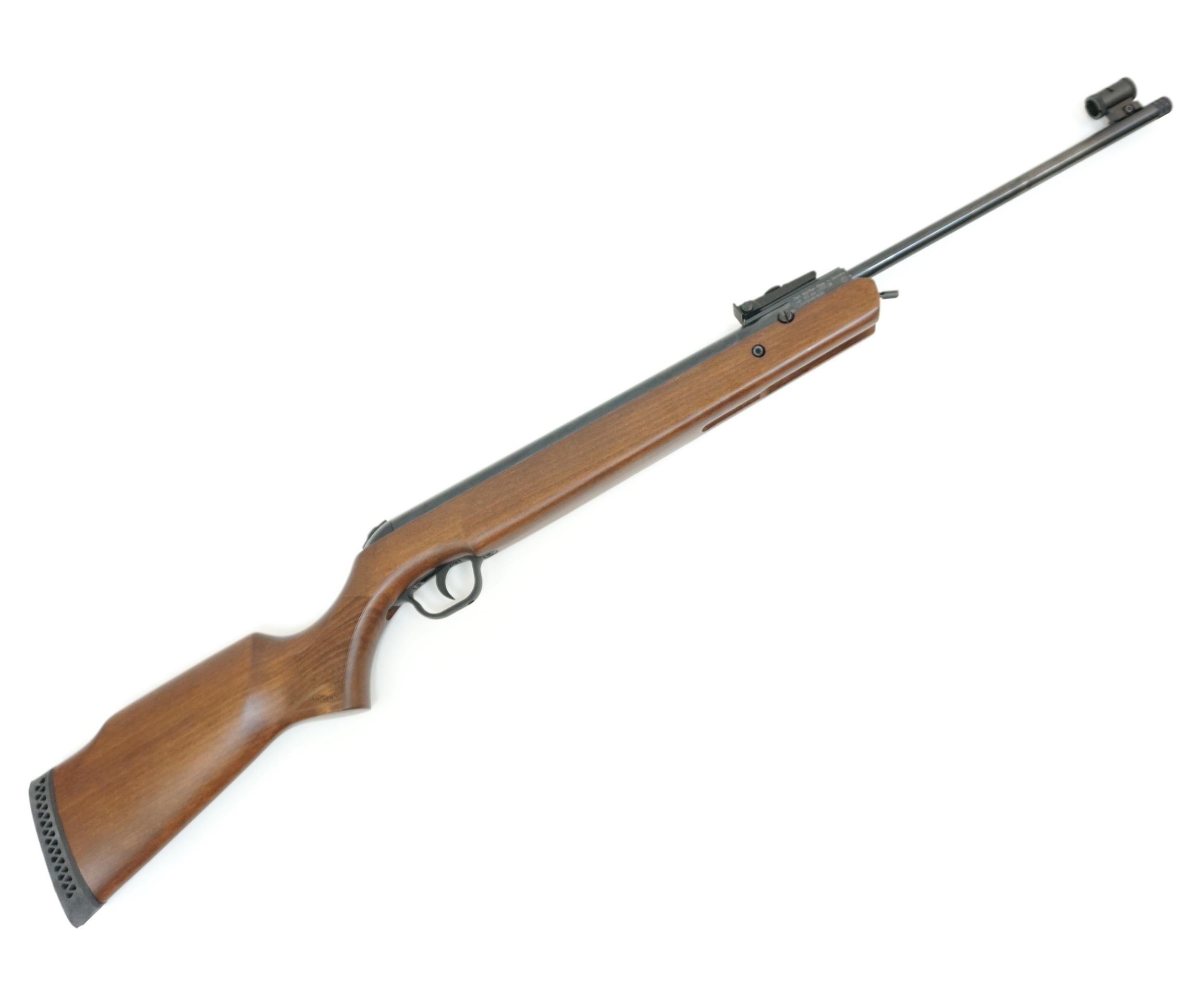 Пневматическая винтовка Umarex Walther LGV Master (дерево)