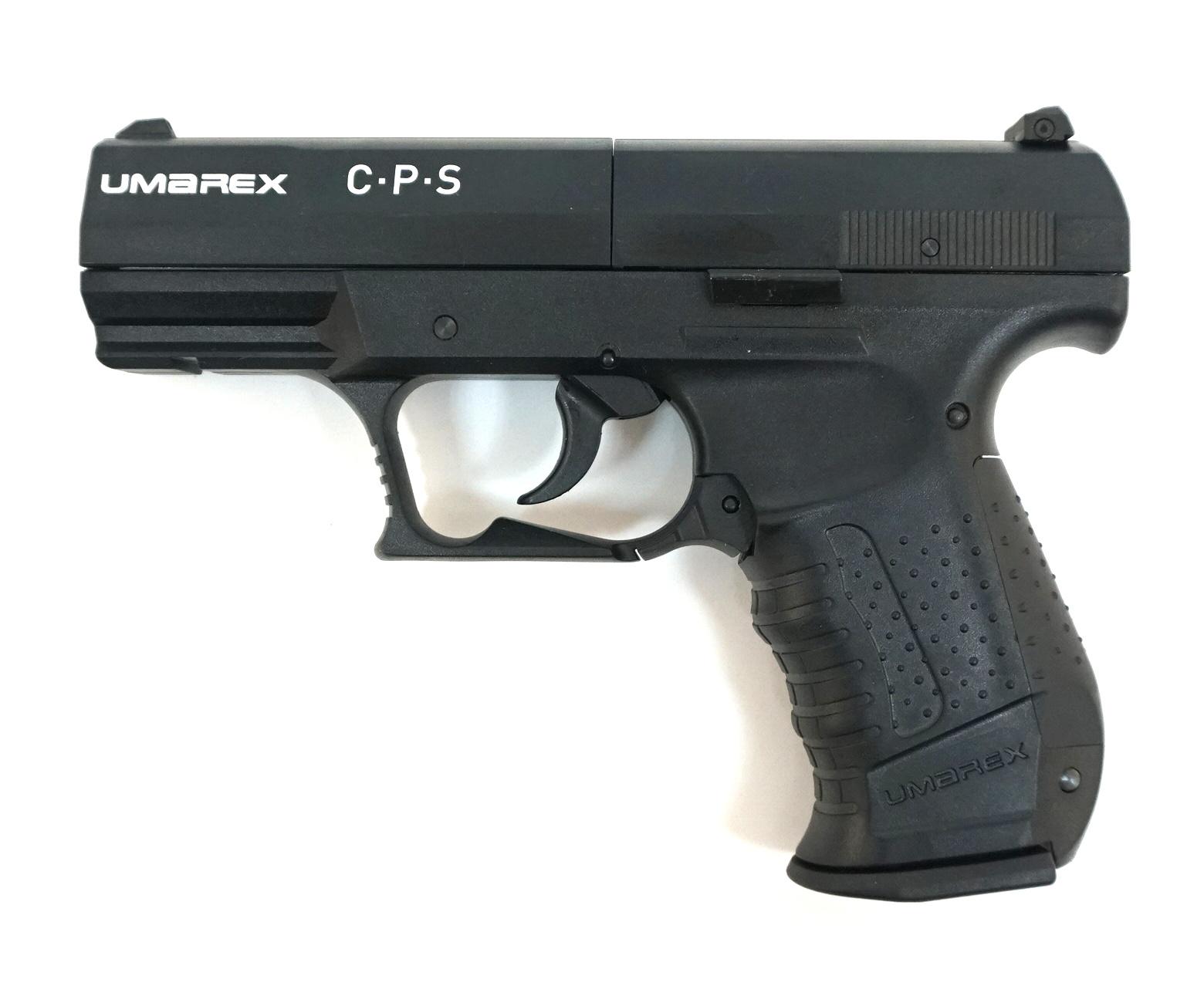 Пневматический пистолет Umarex CP Sport (Walther P99)