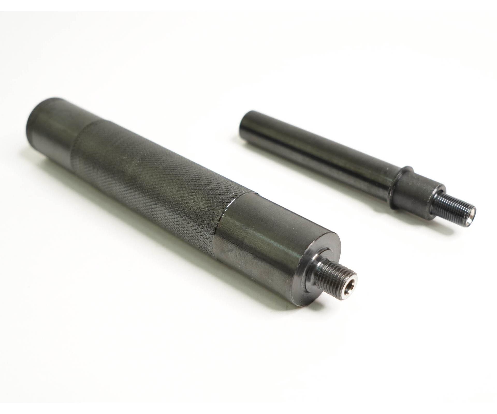 Гладкий ствол с глушителем для МР-654К-32 (удлинитель ствола) под прокладку