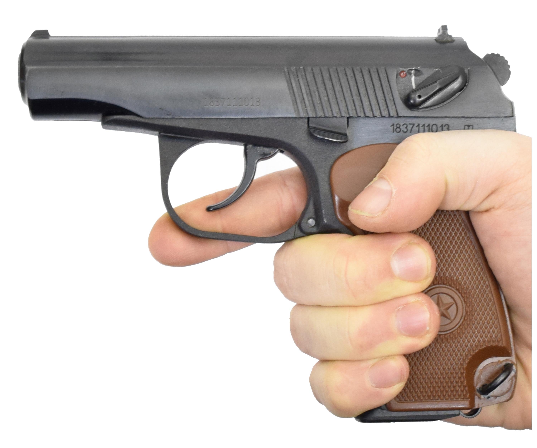 купить охолощенный пистолет в кредит